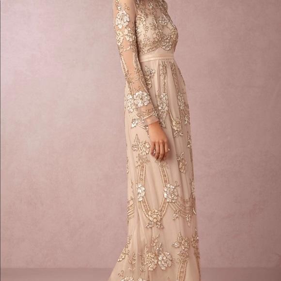 d9dd2aafc996 Anthropologie Dresses & Skirts - BHLDN Anthropologie Adona Dress sz 6  👰🏽💍🤵🏽
